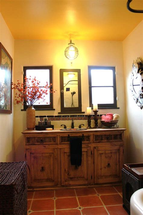 spanish bathrooms 1000 ideas about spanish style bathrooms on pinterest
