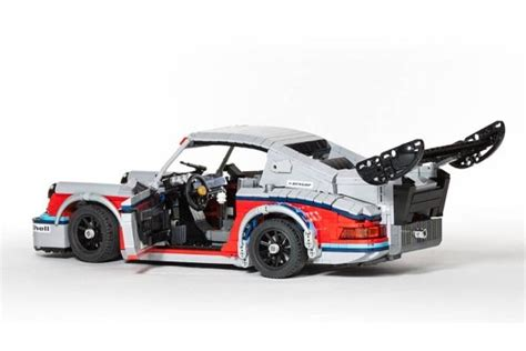 lego mini cooper porsche une porsche 911 rsr martini en lego actualit 233 automobile