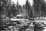 bass lake boat rentals millers landing oldpictures
