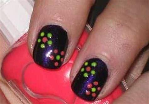 come fare un fiore sulle unghie nail facile da fare a casa