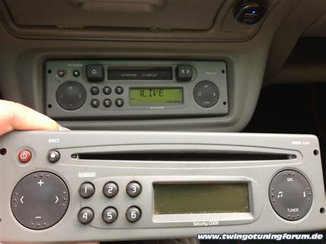 Audi Code Eingeben by Renault Philips Autoradio Car Radio Code Unlock Verloren