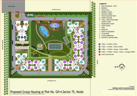 Big Home Floor Plans Welcome To Jm Aroma Sector 75 Noida