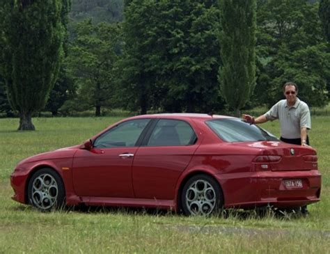 Alfa Romeo 156 Gta by 2003 Alfa Romeo 156 Gta Magnum308 Shannons Club