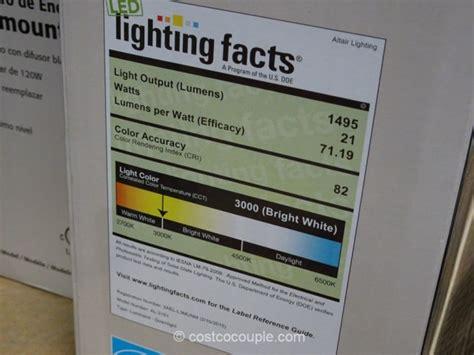 altair lighting led flush mount altair lighting 14 inch flushmount led light fixture