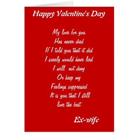 what to buy a for valentines day ex s day cards zazzle
