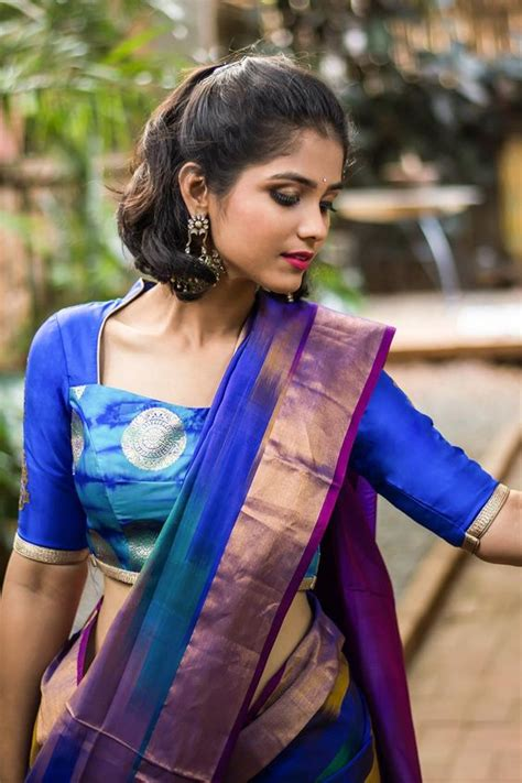 boat neck pattu blouses elegant top best designer blouse designs for pattu sarees