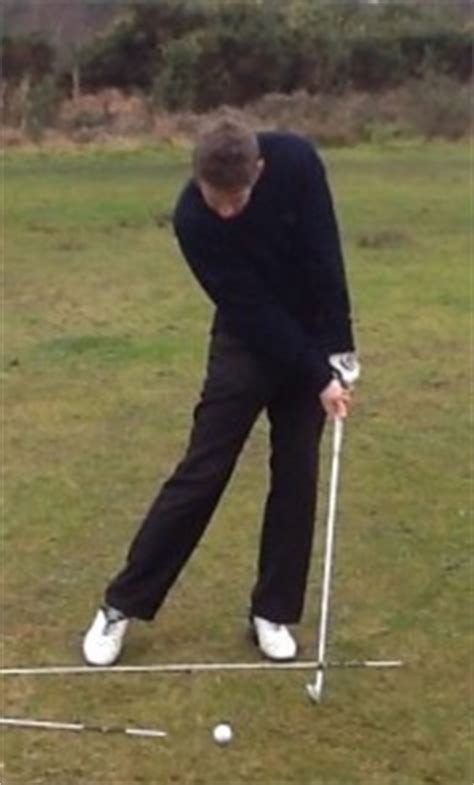 flat left wrist in golf swing flat left wrist a golfing imperative stephen packer