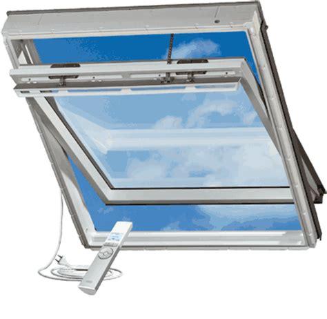 Velux Dachfenster Rolladen Elektrisch 1362 by Velux Klima Komfort System Auf Dach Wand Vorgestellt