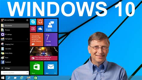 Windows Vista Launch Bill Gates Speech 4 The One Where We Find Out What It Actually Does by Bill Gates H 237 R Ma