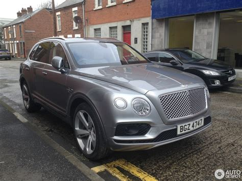 bentley bentayga grey bentley bentayga 13 april 2016 autogespot