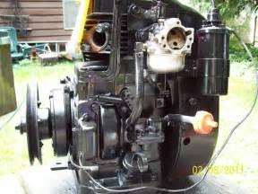 worn throttle bushing on kohler carb mechanical