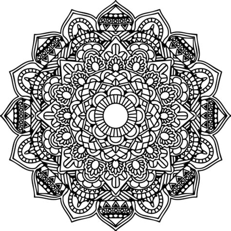 mandala coloring book stress coloring mandalas for stress relief floral edition vol 1