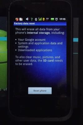 reset android tablet forgot password how to factory hard reset your android phone tablet