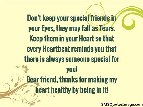 special friendship quotes quotesgram