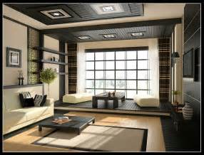 Contemporary Livingroom Cream Black Living Room Decor Interior Design Ideas