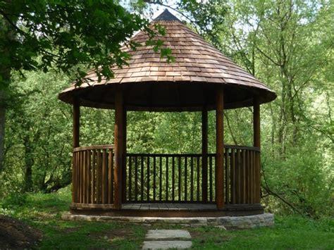 circular gazebo thatched gazebos premium gazebos outdoor furniture