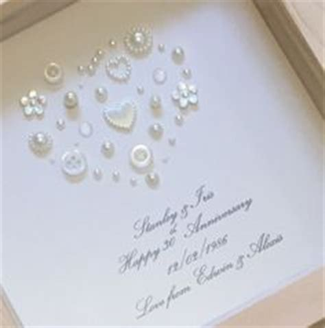 30th Wedding Anniversary Card Verses by 30th Pearl Wedding Anniversary Gift Pearl Wedding