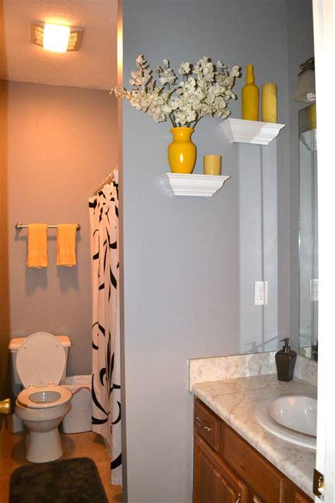 images  gray yellow bathroom ideas
