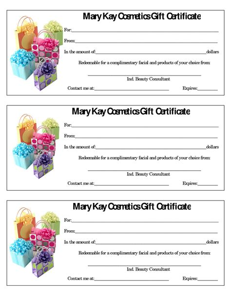 gift card of your choice template gift certificate templates to print activity shelter