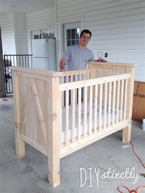 diy crib diystinctly