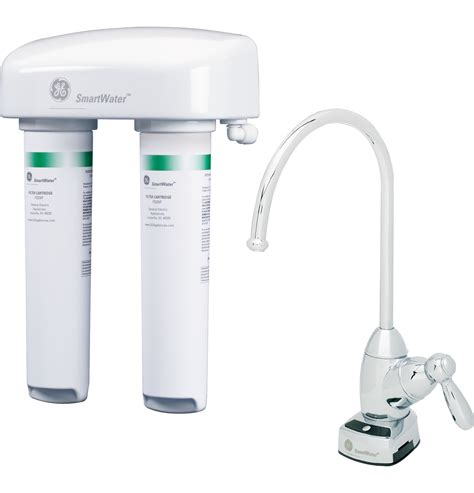 Water Filter Faucet Installation Ge 174 Dual Stage Drinking Water Filter Gnsv70fbl Ge