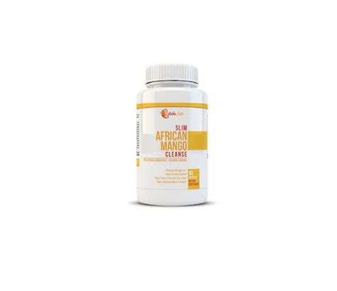 Detox Slim Capsule Review by Slim Mango Cleanse Review Does It Work Pill