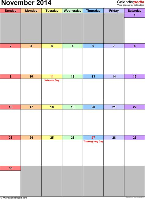 november 2014 calendar template november 2014 calendar template new calendar template site
