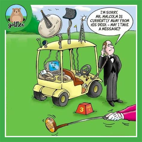 golf humor cartoons images  pinterest golf