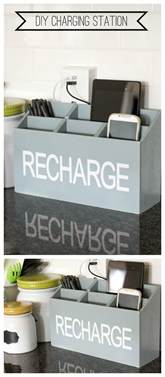 diy electronic charging station diy charging station