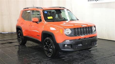 jeep renegade altitude 2017 jeep renegade altitude sport utility in braintree