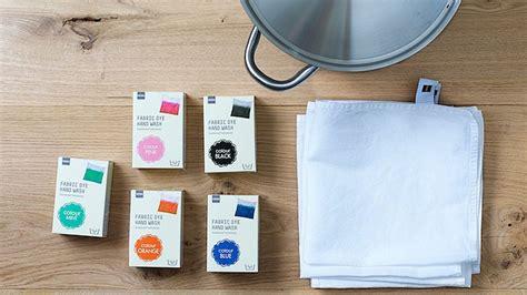hema textielverf kleurrijke ombre dip dye servetten maken lees op de blog