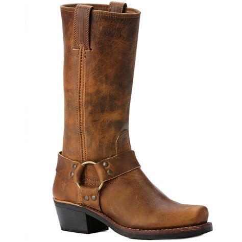 womans frye boots frye harness 12r boots s evo