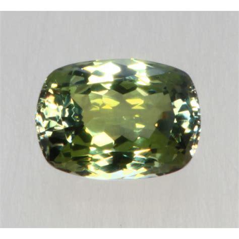 green tanzanite gemstone for sale from tanzania