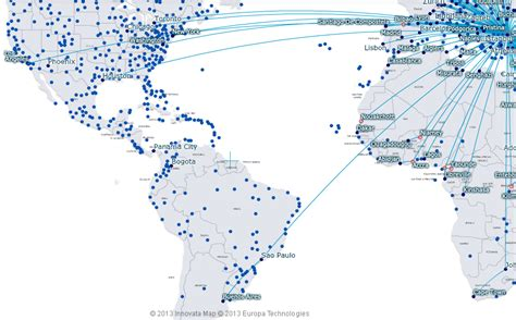 airline hubs of north america kids maps turkish airlines route map north and south america