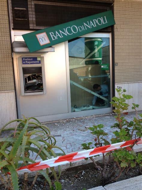 banco di napoli somma vesuviana colpo alla filiale banco di napoli arrestato l ultimo