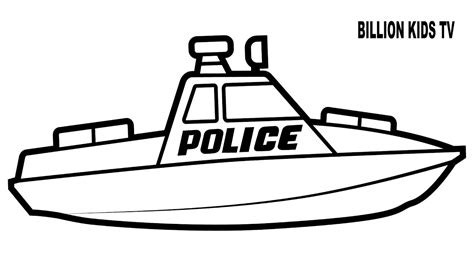 lego boat coloring pages police boat coloring pages coloring pages