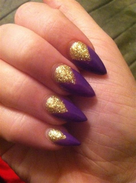 And Nails by Purple Nails Nails10