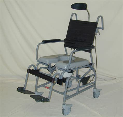 reclining shower chairs for handicapped bath safety equipment activeaid 285 tilt in space shower