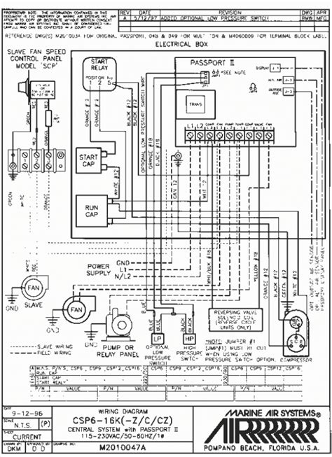 goodman air handler wiring diagram for heat goodman