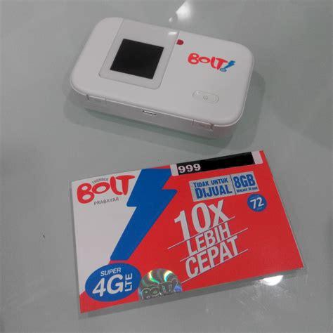 Modem Bolt Perbulan pengalaman menggunakan bolt 4g lte mobile wifi max matriphe