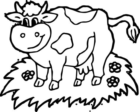 cow farm coloring page farm yard animal cow coloring page cow coloring pages