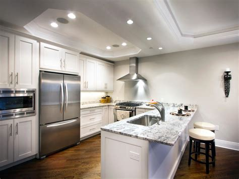 white kitchen with stainless appliances photos hgtv
