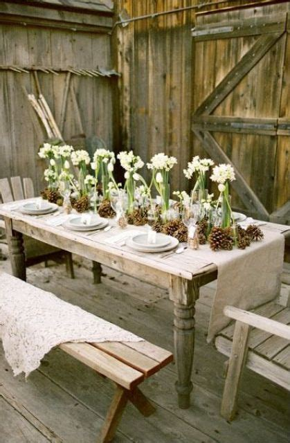 most beautiful outdoor table setting ideas