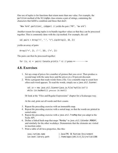 scala pattern matching condition scala impatient