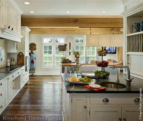Cottage Style Kitchen Design by Browse By Room 187 Kitchens 187 Modern Country Kitchen Island