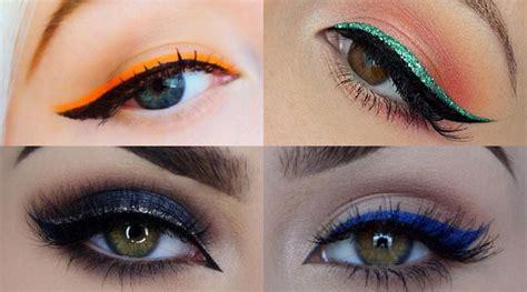 Eyeliner Biasa nggak melulu hitam inilah warna eyeliner yang perlu dicoba kabar berita artikel