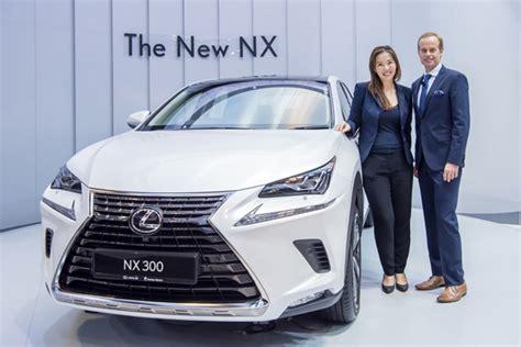 lexus nx 2018 singapore sg motorshow 2018 top 5 crossovers carbuyer