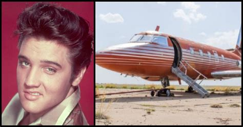 elvis private jet see the inside of elvis presley s vintage private jet