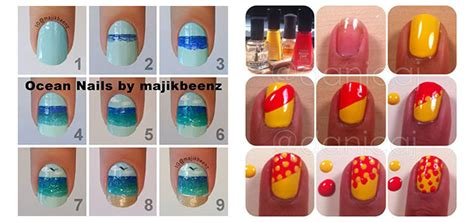nail art tutorial for beginners step by step 15 easy thanksgiving nail art designs ideas trends