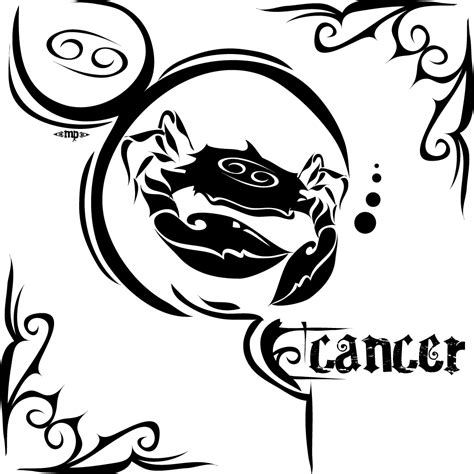 cancer symbol tattoo designs cancer tattoos designs ideas and meaning tattoos for you